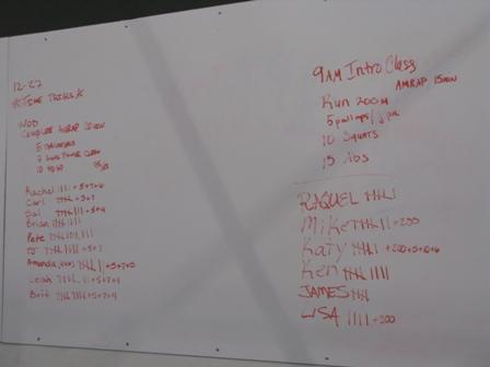 Scoreboard 12-27
