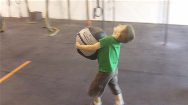 Why Crossfit for Kids?