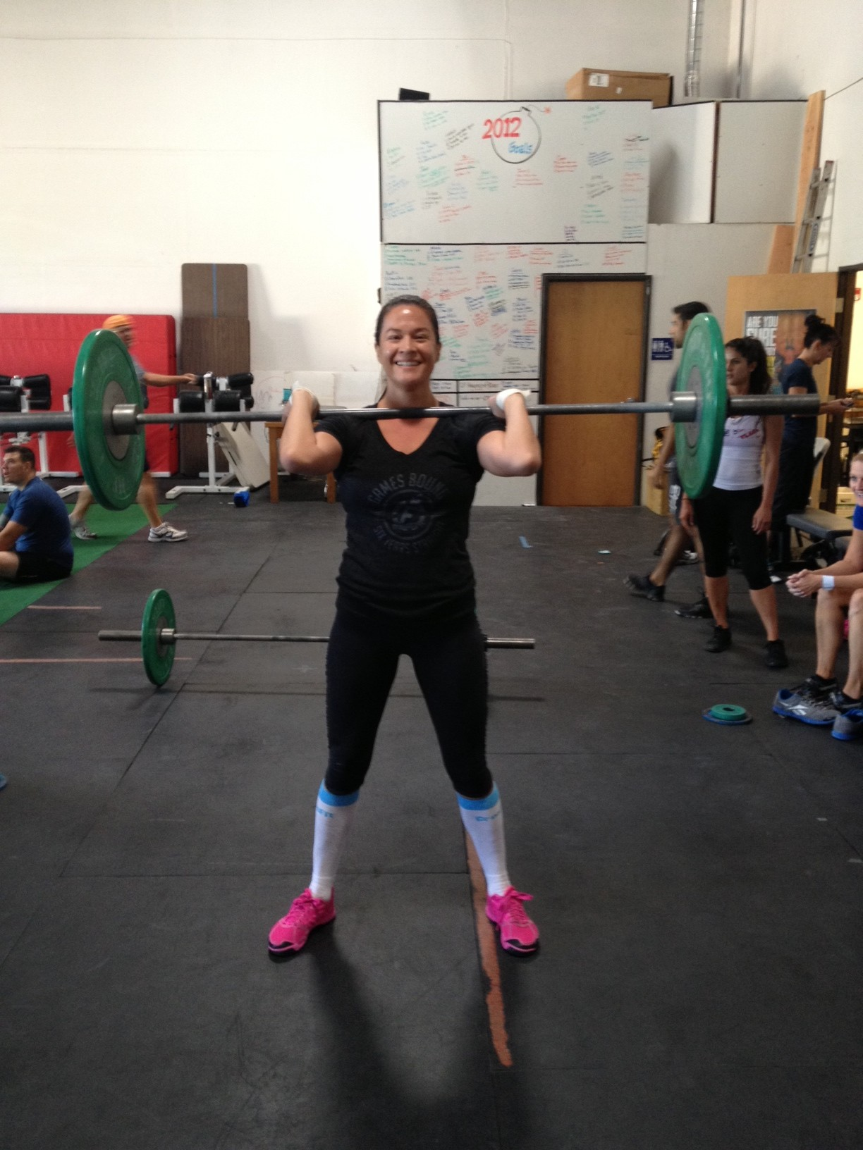 October Spotlight Athlete of the Month: Michelle Olver