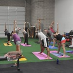 Yoga meets every Thursday at 7pm and is FREE to all members!