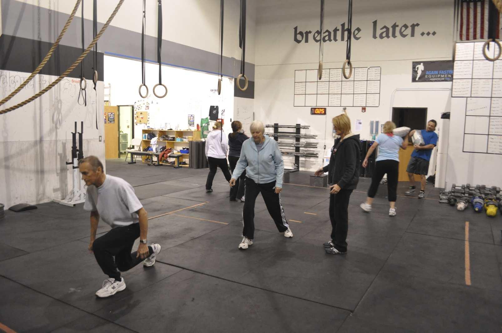 CrossFit Masters-January Speical