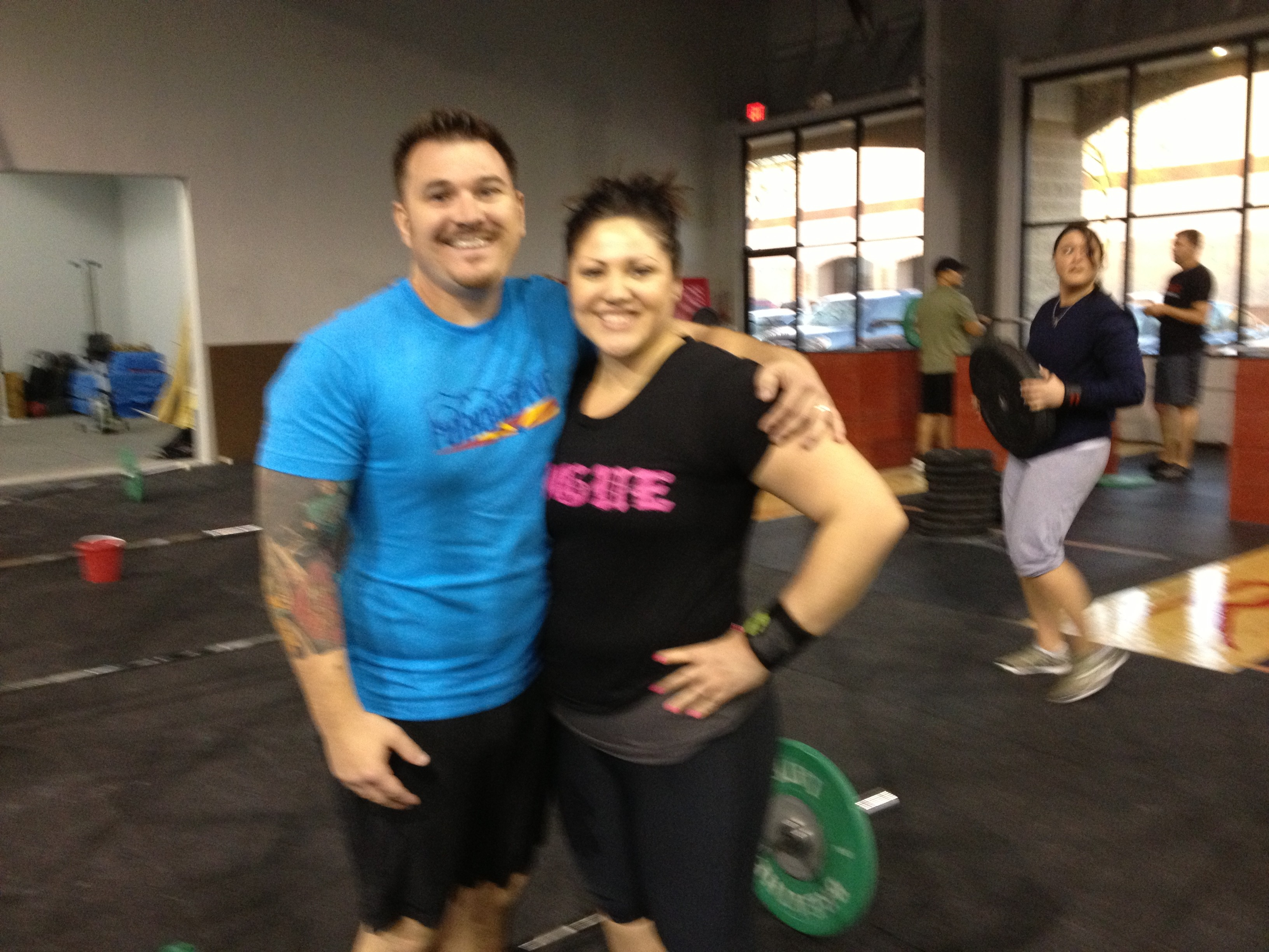 Spotlight Couple of the Month:Kristin and James Coleman