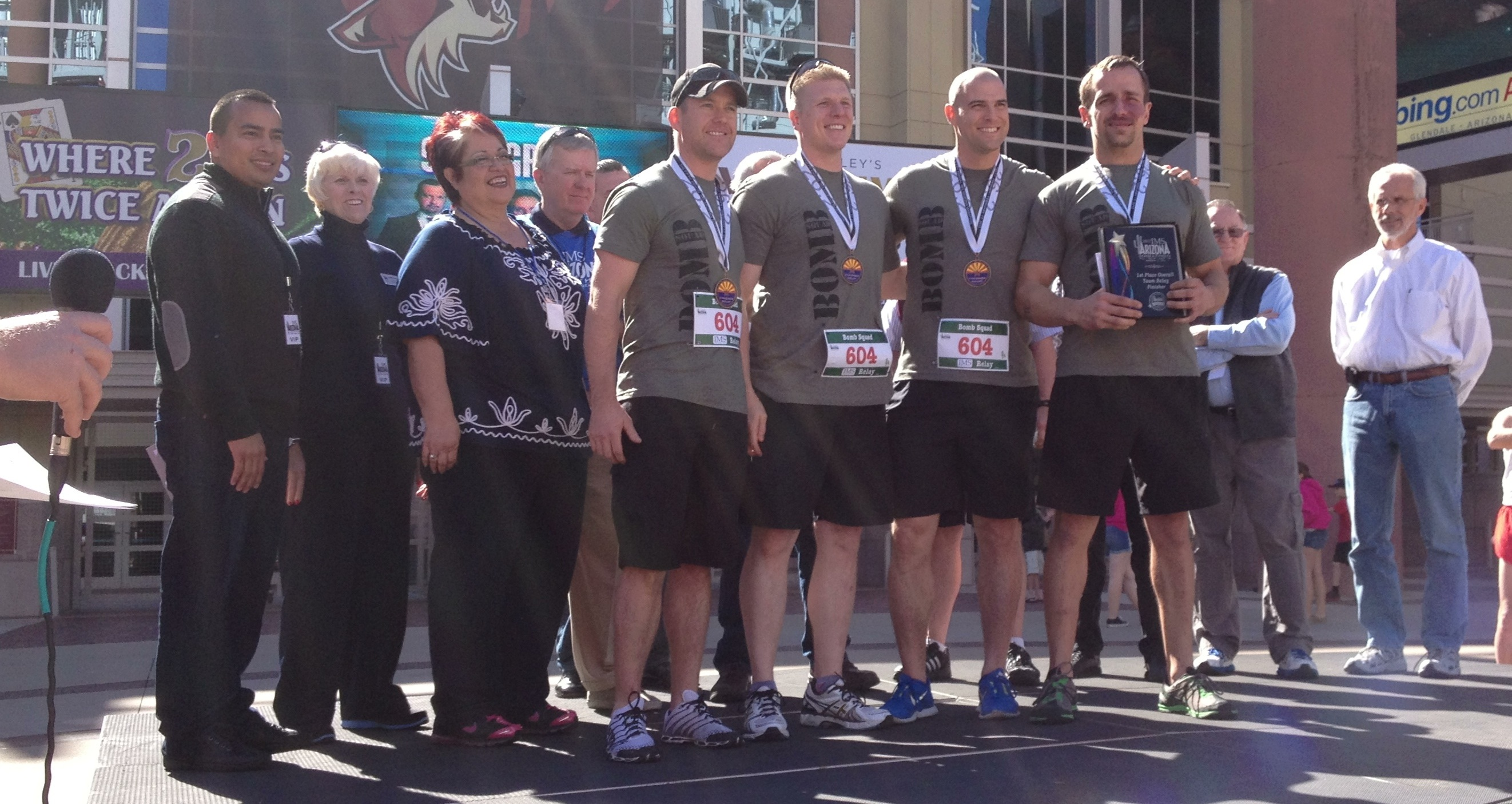 IMS Marathon Champions
