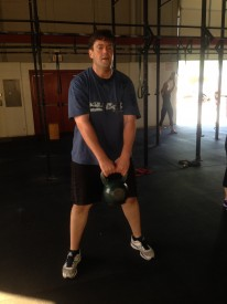 Jeff joined CrossFit in January 2013. He has truly transformed his life and his body!
