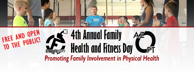 2016 Family Health and Fitness Day