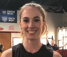November Spotlight Athlete of the Month-Ashley Gronewold
