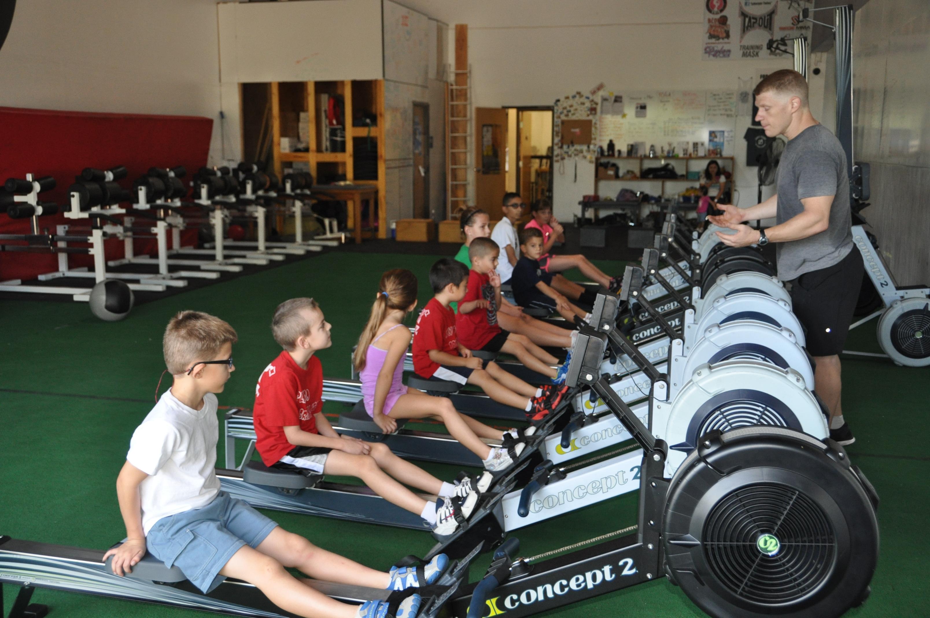 CrossFit Kids: Building the Future