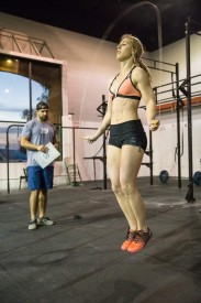 Danielle Crevling juggles med school and training with the Bomb Squad.