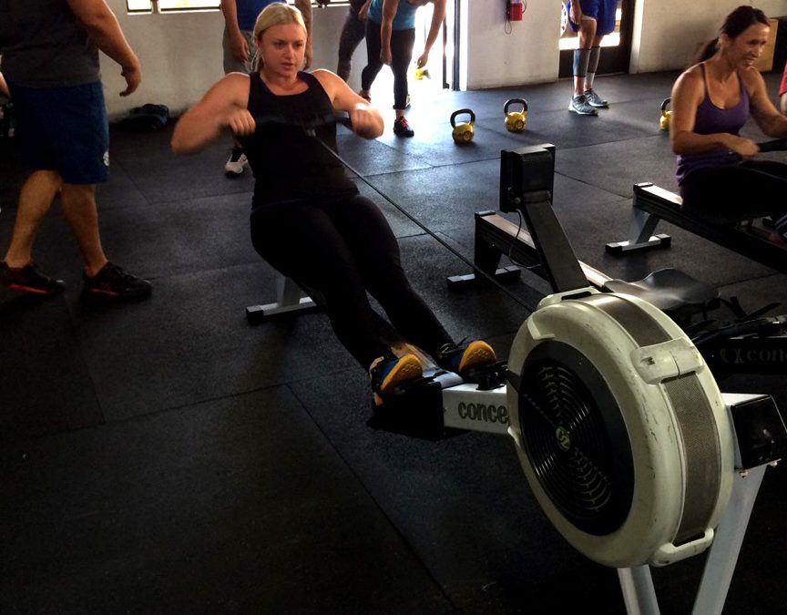 April Spotlight Athlete of the Month: Nicolette Hawthorne