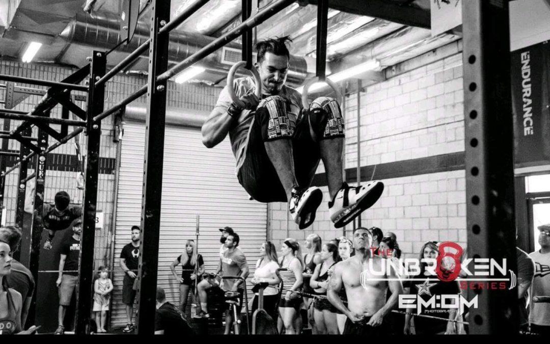 September Spotlight Athlete of the Month – Frank Mendoza