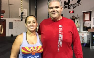 January Spotlight Athletes of the Month – David and Amanda Duncan