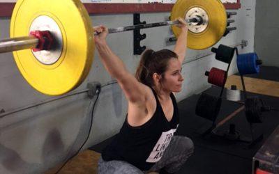 March Spotlight Athlete of the Month – Kelsey Fullerton