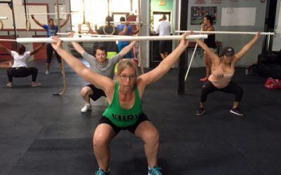April Spotlight Athlete of the Month – Sally Duceatt