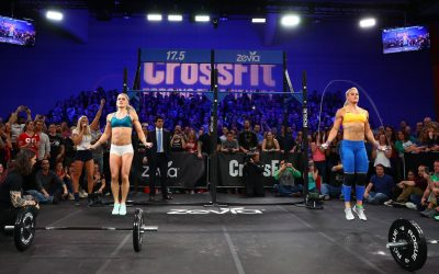 CrossFit Open 18.Fury