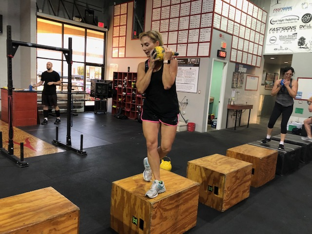 June Spotlight Athlete of the Month-Karen Zehtab