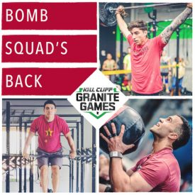 granite games spotlight crossfit furyaaron cappuccino aaron is originally from goodyear, az and is 24 years old he started crossfit a year ago to stay in shape and occupy his spare time