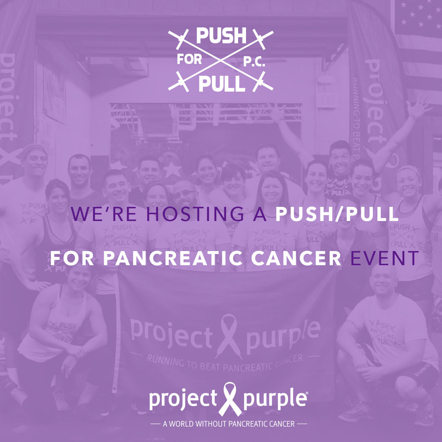 Push Pull for Pancreatic Cancer
