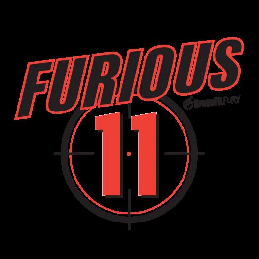 Furious 11 Logo